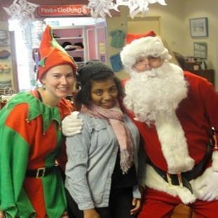 MVA Visits St. Christopher's Hospital For Children