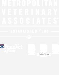 Metropolitan Veterinary Associates